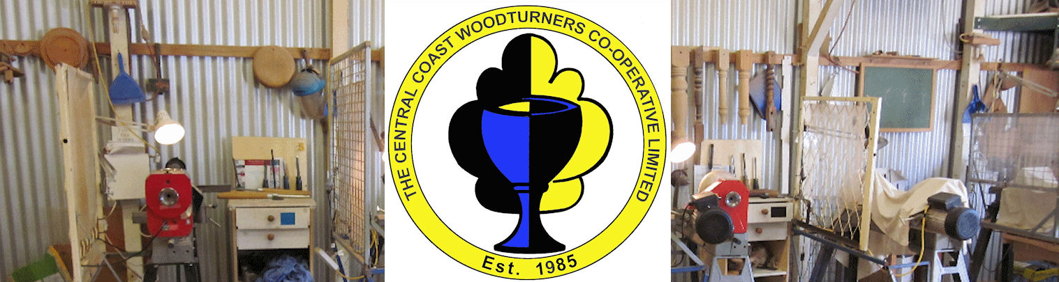 Central Coast Woodturners